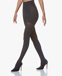 SPANX® Tight-End Orginal Shaping Tights - Nightcap Navy