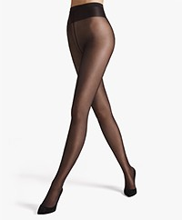 Wolford Neon 40 Panty - Nearly Black