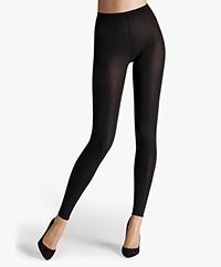 Wolford Velvet 66 Leggings - Black