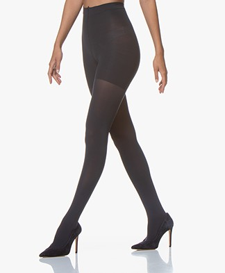 SPANX® Tight-End Original Shaping Tights - Nightcap Navy
