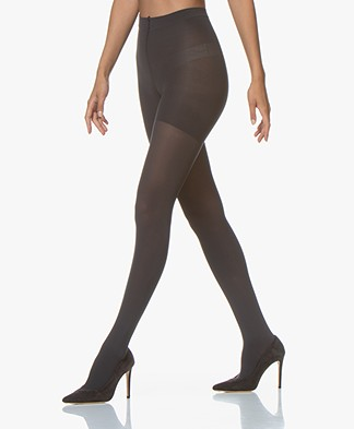 SPANX® Tight-End Original Shaping Tights - Charcoal