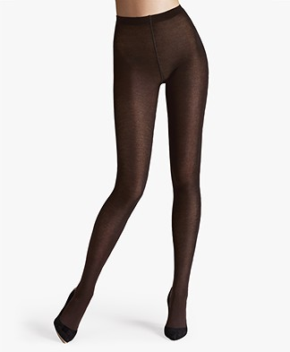 Wolford Merino 200 Panty - Mocca
