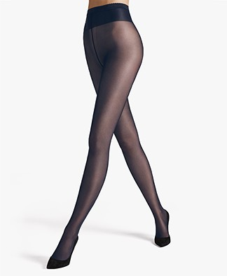 Wolford Neon 40 Tights - Admiral