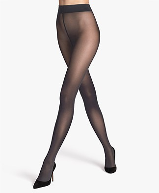 Wolford Pure 50 Panty - Antraciet