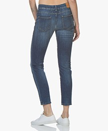 Closed Pedal-X Soft Stretch Jeans - Mid Blue