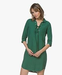Josephine & Co Carel Linen Tunic Dress - Green