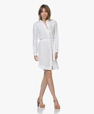 Josephine & Co Cato Shirt Dress - White