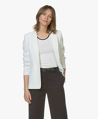 Drykorn Golders Tailored Blazer - Off-white
