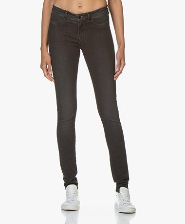 Denham Spray Super Tight Fit Jeans - Zwart