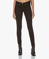 Rag & Bone Classic Skinny Jeans - Black