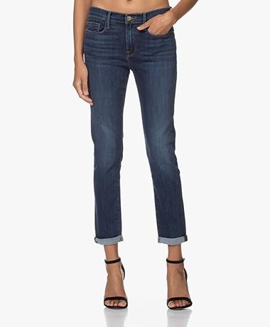FRAME Le Garcon Girlfriend Jeans - Dublin