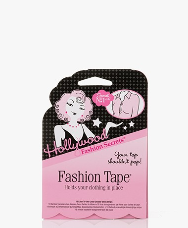 Hollywood Fashion Secrets Tape 18
