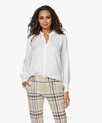 Josephine & Co Jente Viscose Blouse - White