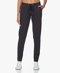 HANRO Pure Comfort Viscosemix Sweatpants - Cement