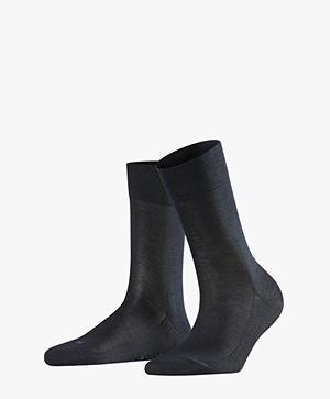 FALKE Sensitive Malaga Socks - Dark Navy