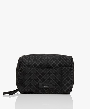 By Malene Birger Alwaysfull Cosmetic Case - Black