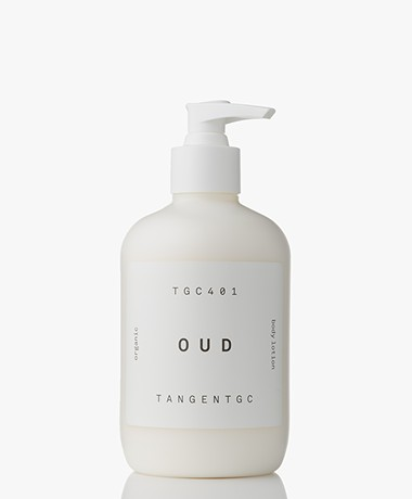 Tangent GC Organic Body Lotion - Oud