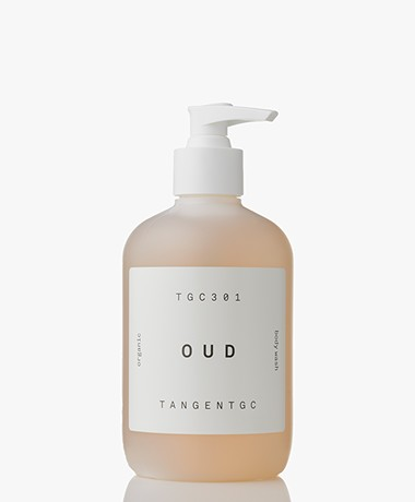 Tangent GC Organic Body Wash - Oud