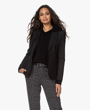 Filippa K Sasha Cool Wool Blazer - Zwart