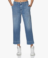 Closed Josy Cropped Jeans - Middenblauw