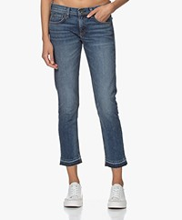 Rag & Bone Dre Low-rise Capri Jeans - Livingston