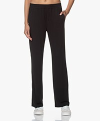 Filippa K Soft Sport Jersey Pants - Black