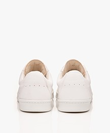 Filippa K Alice Leren Sneakers - Wit