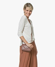 BY-BAR Festival Cross-body Tas - Plum