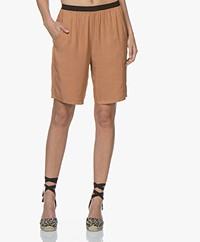 by-bar Dorris Bermuda Shorts - Copper