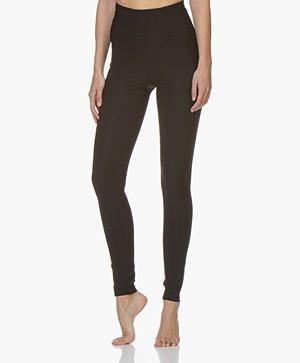 Filippa K Soft Sport Compression Zip Leggings - Black