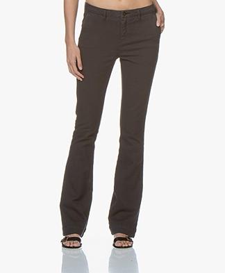 BY-BAR Leila Flared Jeans - Phantom Black