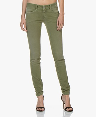 Closed Pedal Star Skinny Jeans - Jungle