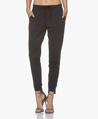 Filippa K Soft Sport Relax Yoga Broek - Night Sky