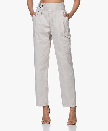 Closed Gwen Loose-fit Chino - Lama
