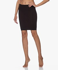 Wolford Jersey Fatal Skirt - Black