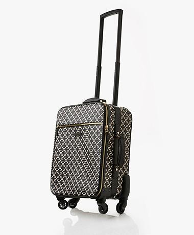 By Malene Birger Raniero Hand Luggage Trolley Case - Black