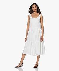 Rails Capri Cotton Muslin Midi Dress - White