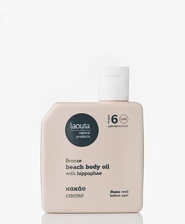 Laouta Beach Body Oil - Cocoa