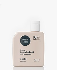 Laouta Beach Body Oil - Cacao