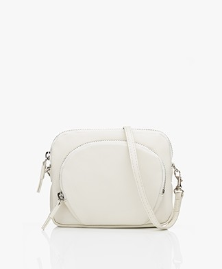 Filippa K Mini Leather Bag - Ivory