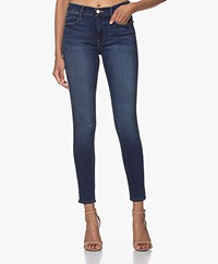 FRAME Le High Skinny Jeans - Colombia Road