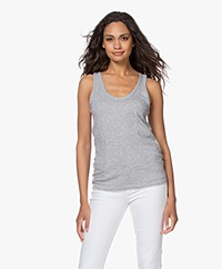 Rag & Bone Katoenen Tanktop - Heather Grey