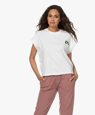 Dolly Sports Martina Katoenen T-shirt - Wit