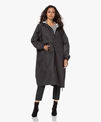 Maium Rainwear Waterproof Poncho - Black