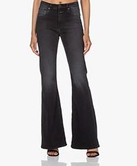 Closed Rawlin Flared Jeans - Dark Grey