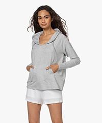 Majestic Filatures Hooded Sweatshirt - Heather Grey