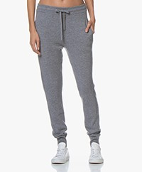 Filippa K Soft Sport Cashmere Trackpants - Grey Melange