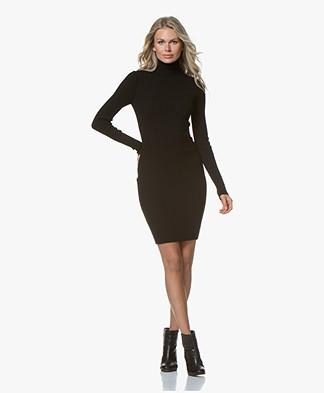 Wolford Merino Rib Dress - Black