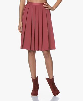 Filippa K Women Livia Skirt - Raspberry