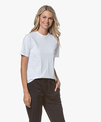 Filippa K Organic Cotton T-shirt - Wit